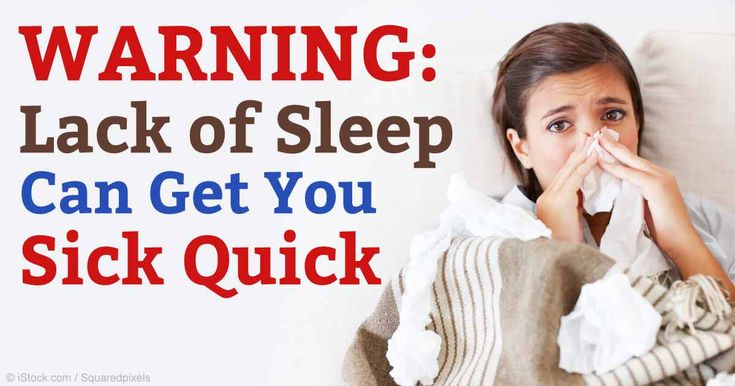 According to recent research, sleeping less than six hours per night can increase your risk of catching a cold by 400 percent. http://articles.mercola.com/sites/articles/archive/2015/09/17/short-sleepers-may-catch-more-colds.aspx