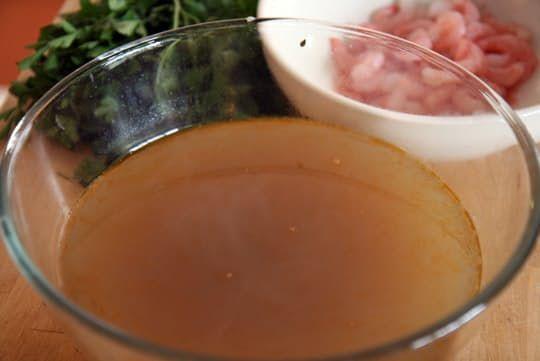 Recipe: Shellfish Stock