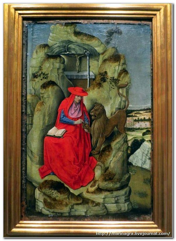 Одиннадцать картин из Академии Каррара в Бергамо - СТРАНЫ - ГОРОДА - МУЗЕИ