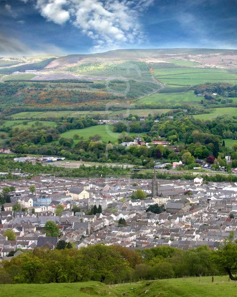 Aberdare, South Wales.  Home is where the heart is.  - Book Local Traders --> https://SnipTask.com