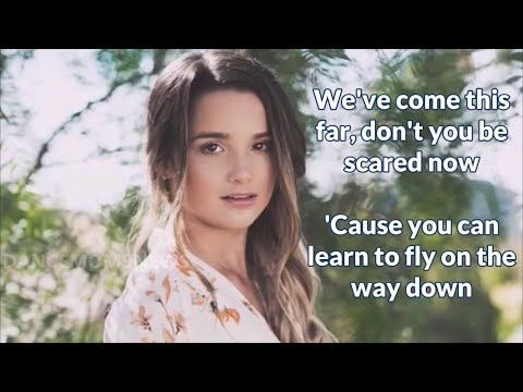 Maddie & Tae - Fly (Annie LeBlanc Cover) LYRICS - YouTube