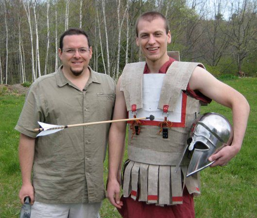 The Ancient Greeks Invented Kevlar Over 2 Millennia Ago