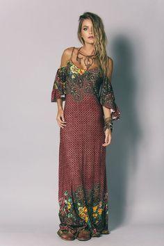 TRADITIONAL BOHEMIAN DRESSES 17