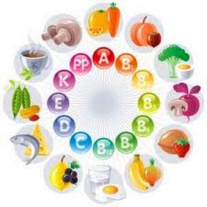 Βιταμίνες και Πηγές βιταμινών