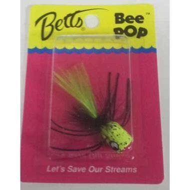 Betts Bee Pop Chart/Black/Chart Size 6