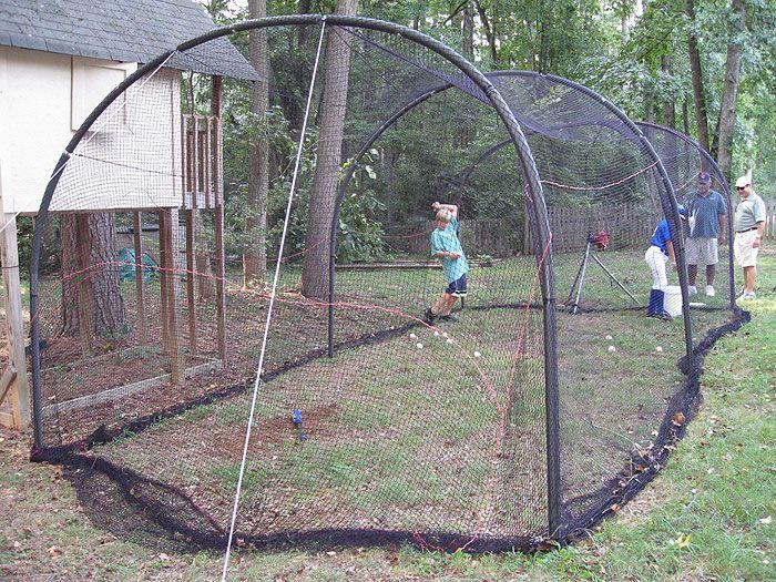 Xtender Backyard Batting Cage | Affordable & Ships Free ...
