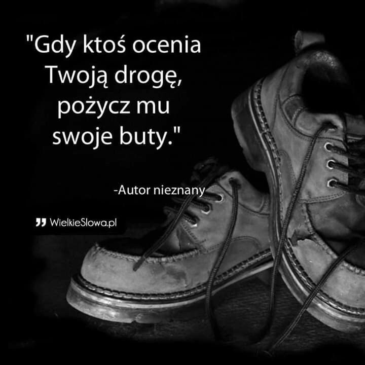 Pin By Renata L On Pozytywne Nastawienie Unique Quotes Boat Shoes Quotes