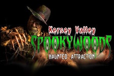 SpookyWoods Haunted Attraction - 1615 Kersey Valley Road, Archdale, NC