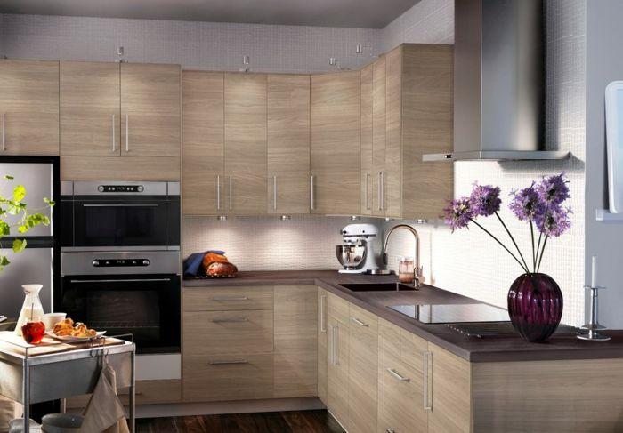Cuisine Ikea Concue Pour Tous Les Gouts Et Budgets Cuisine Ikea Placard Cuisine Cuisines Design