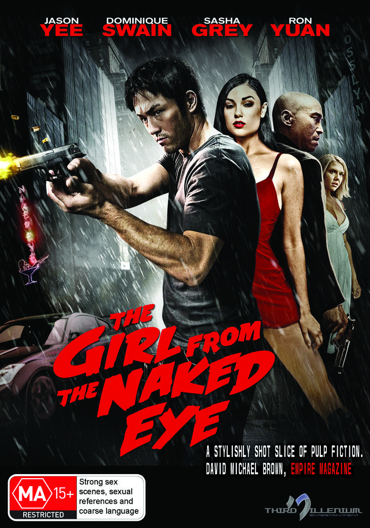 Jake is a driver for a seedy escort service operating out of 'The Naked Eye strip club', he's a street thug type who falls for a witty high-class escort named Sandy. Except one night Sandy is found murdered, the only clues left behind are cell phone calls made the night she died. To avenge Sandy's death Jake must risk everything and walk a bloody path to find her killer.