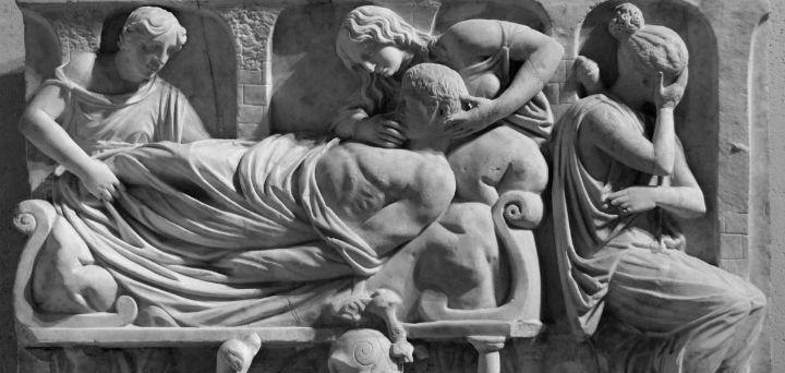 Las inscripciones funerarias romanas: las causas de muerte. - temporamagazine.com