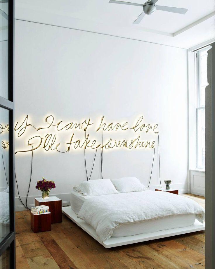 Bedroom Inspiration | ph: simon upton / design: haynes-roberts