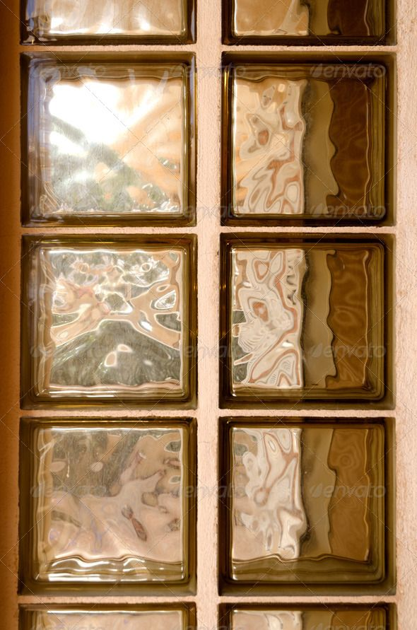 47 best oggetti images on pinterest wooden background for Where to buy glass block windows