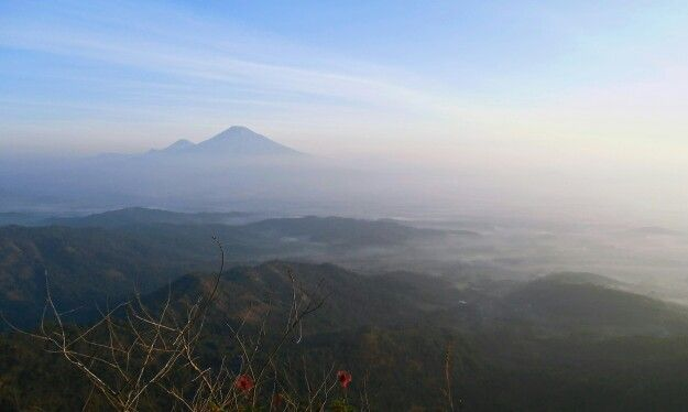 #Gunung_Sumbing