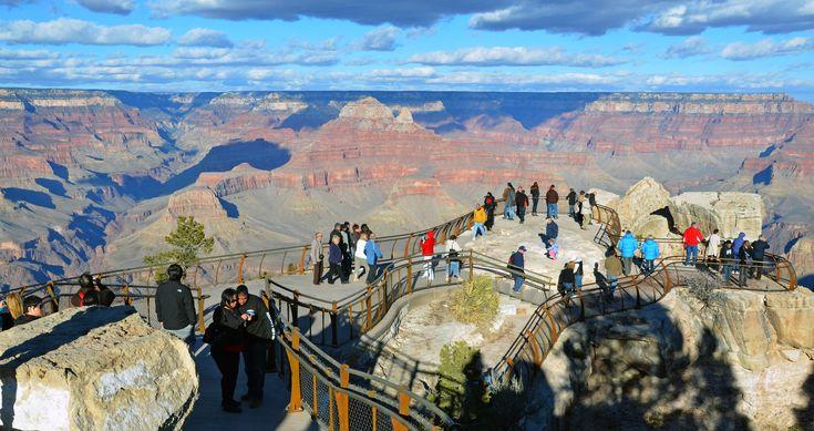 mather point grand canyon village - Google Search