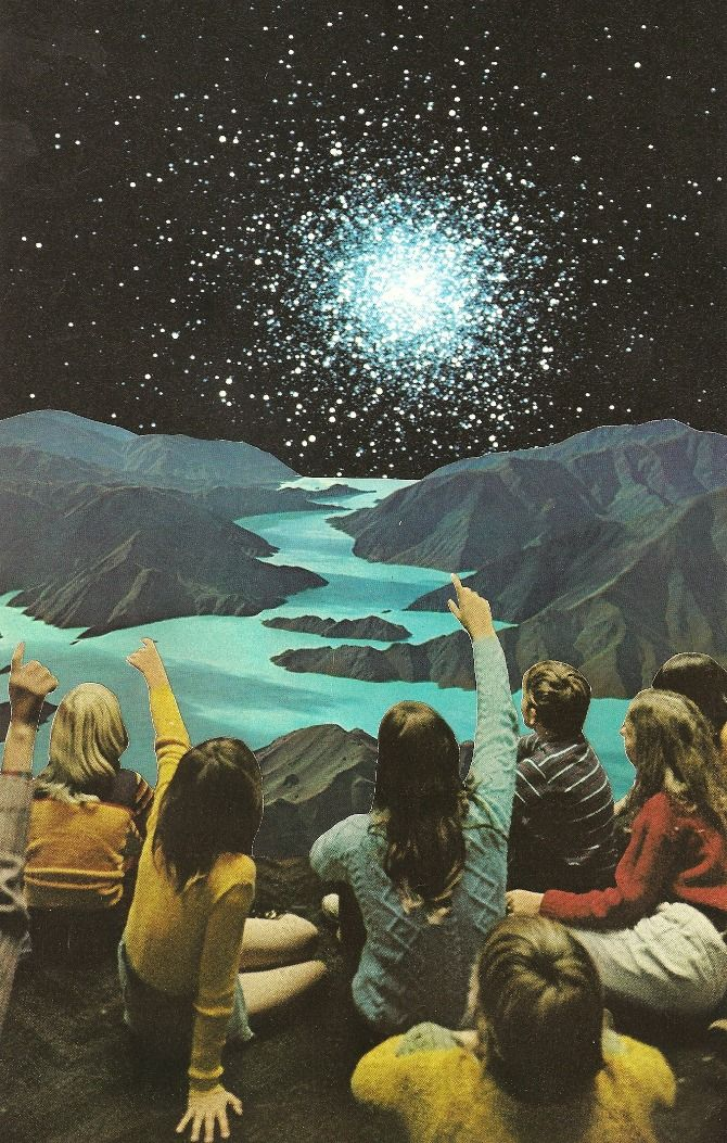 Collage from Our Wildly Beautiful Universe