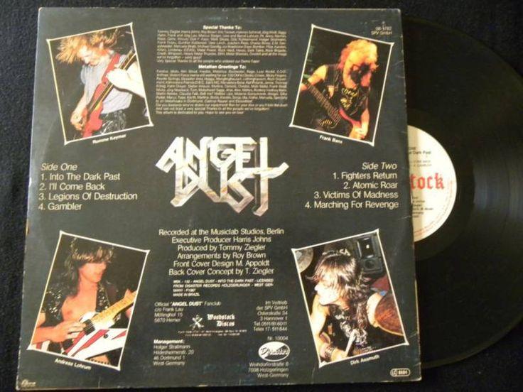 Angel Dust – PLAY IT LOUD!