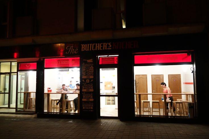 Butcher's Kitchen (szendvicsek)