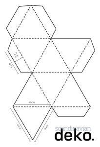 Geometrical Ornaments - Deko