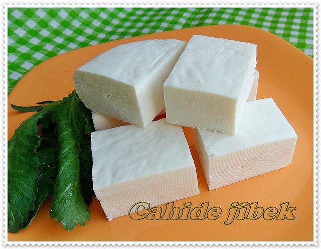 Mayasız Kolay Peynir Yapımı