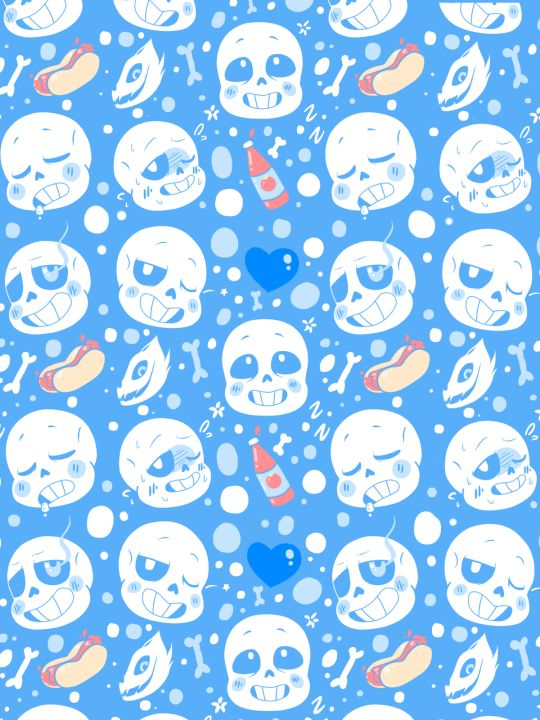 "by hoodiepatootie ""Ah yes, finally a header worthy of my blog. And I'll be making this into a phone case too! Feel free to use these lazy bones at your leisure, just some recognition would be nice~ """