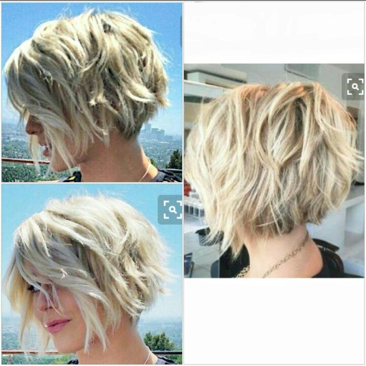 Julianne Hough Short Textured Bob