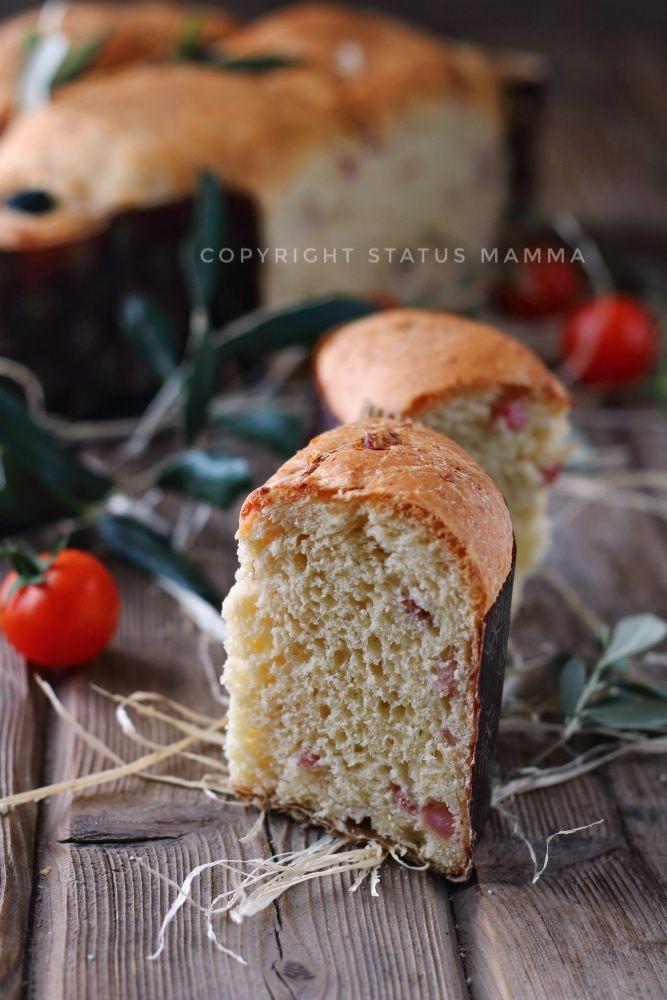 Colomba pasquale pasqua ricetta pic nic regalo lievitato salata rustica Statusmamma gialloblogs economico facile pranzo
