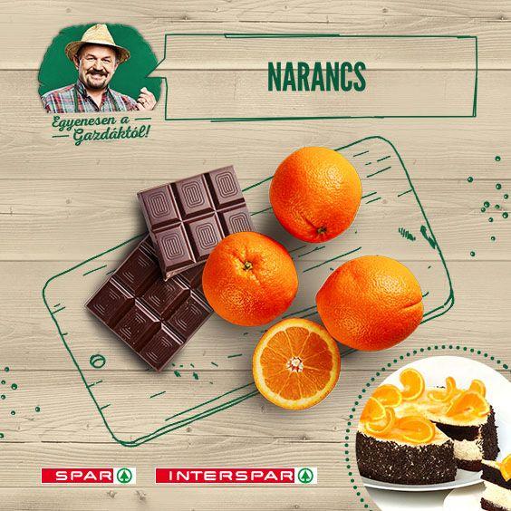Az egyik legszociálisabb déligyümölcs, mindenkinek jut egy gerezd ;) Az illata mindig békességgel tölt el. Tortába is isteni: http://www.spar.hu/hu_HU/spar_chef/receptek/desszert/narancsos_mascarpone_torta.html