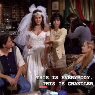 """21 perguntas que os fãs de """"Friends"""" ainda querem ver respondidas"""