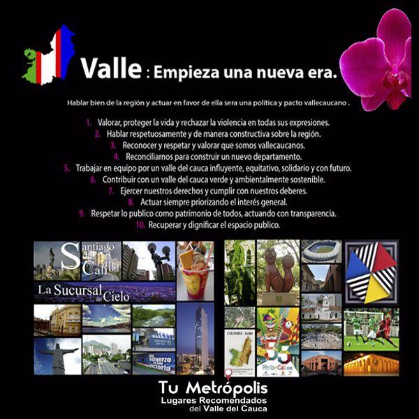Tu Metrópolis es una organización de profesionales, emprendedores, personas naturales, actividades comerciales y organizaciones Vallecaucanas hoy! que responsables de un plan de vida, edifican y construyen tejido social en su entorno.