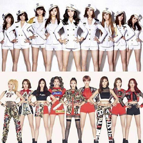 TWICE adalah Tiruan SNSD? Berikut Sejumlah Alasannya  - Follow @kutipan.korea - Bintang.com JakartaGirlsGeneration atau yang biasa disebutSNSDbisa dibilang sebagai girlbandK-Pop terpopuler saat ini. Sukses dengan penjualan karya dan konser keliling berbagai negara sudah sewajarnya mereka menjadi panutan grup-grup baru. . Namun belakangan fans dibuat resah dengan kehadiranTWICE girlbandanyar bentukan JYP Entertainment. Banyak yang bilang TWICEmerupakan 'jelmaan' dari SNSD kenapa? . Para…