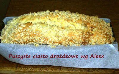 W mojej kuchni: ciasta drożdżowe