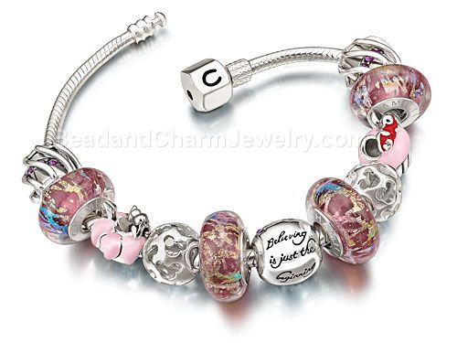pandora bracelet disney world