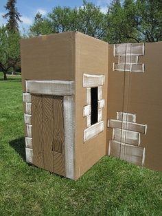 inn bethlehem cardboard stage set images - Google Search                                                                                                                                                                                 Mais