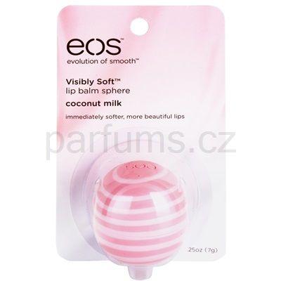 EOS Coconut Milk balzám na rty | parfums.cz