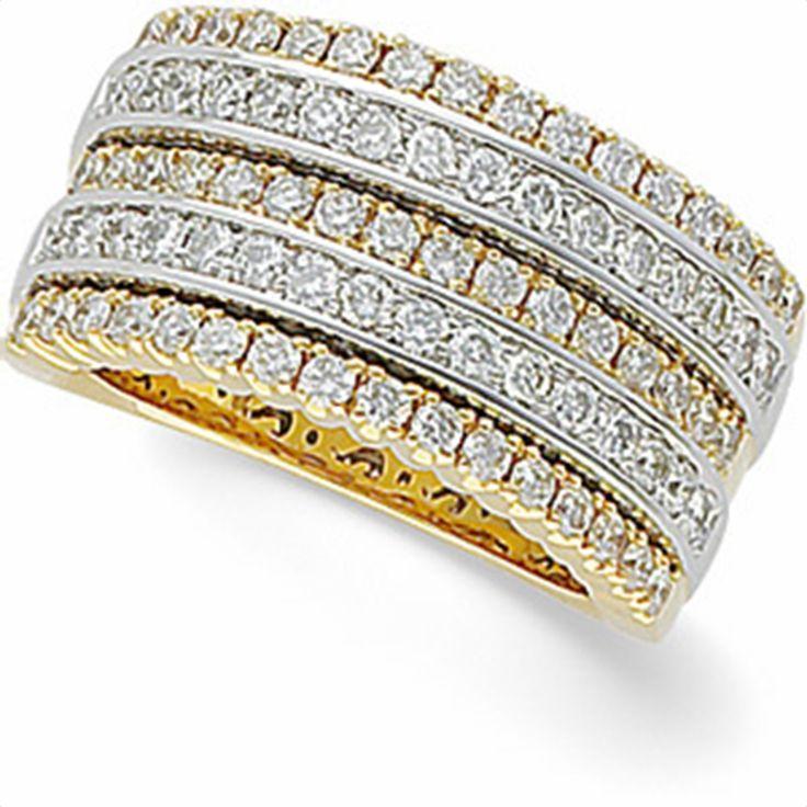 1 1/2 ct tw Diamond Anniversary Band - Matthew Erickson Jewelers