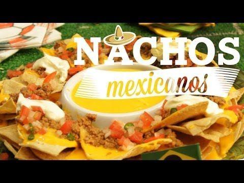 ¿Cómo preparar unos Nachos Mexicanos? - Disfruta unos ricos Nachos Mexicanos.  ¿Se te antojó esta receta? Descubre muchas más suscribiéndote a #CocinaFresca.  #CocinaFresca es presentada por Walmart ¡Suscríbete!
