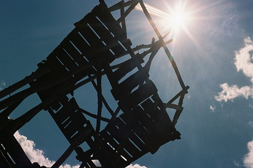Lookout tower http://cameraclasic.blogspot.com