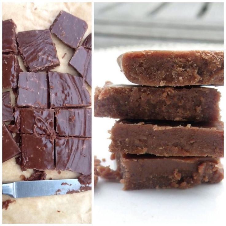 Chocolate Fudge « i bake without - allergy free