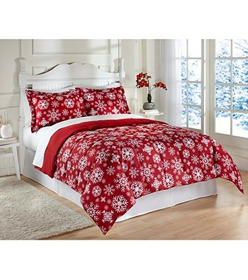 Twin Christmas Bedding