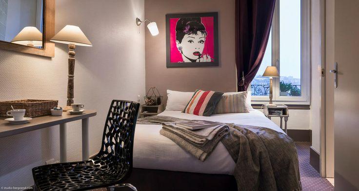 Découvrez nos chambres de charme #Annecy