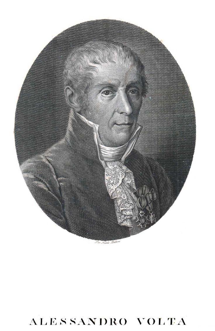alessandro volta Alessandro volta (como, actual italia, 1745 - id, 1827) físico italiano que inventó la primera pila eléctrica generadora de corriente continua.