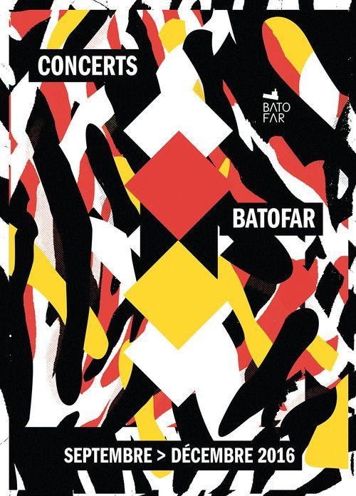 Agenda concerts > Le Batofar > Septembre - Décembre 2016