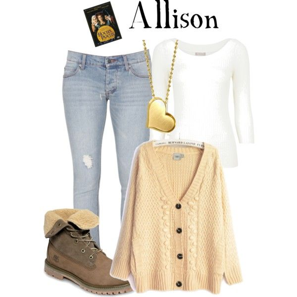 """Allison - Hocus Pocus"" by marybethschultz on Polyvore"