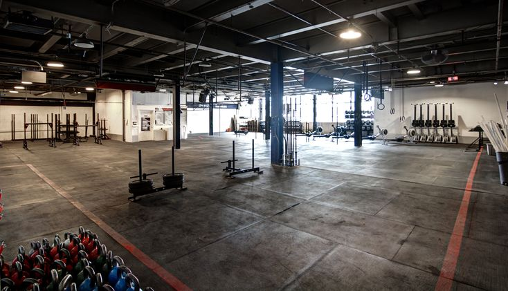 Small High Impact Decor Ideas: 38 Best Crossfit Gym Design Images On Pinterest