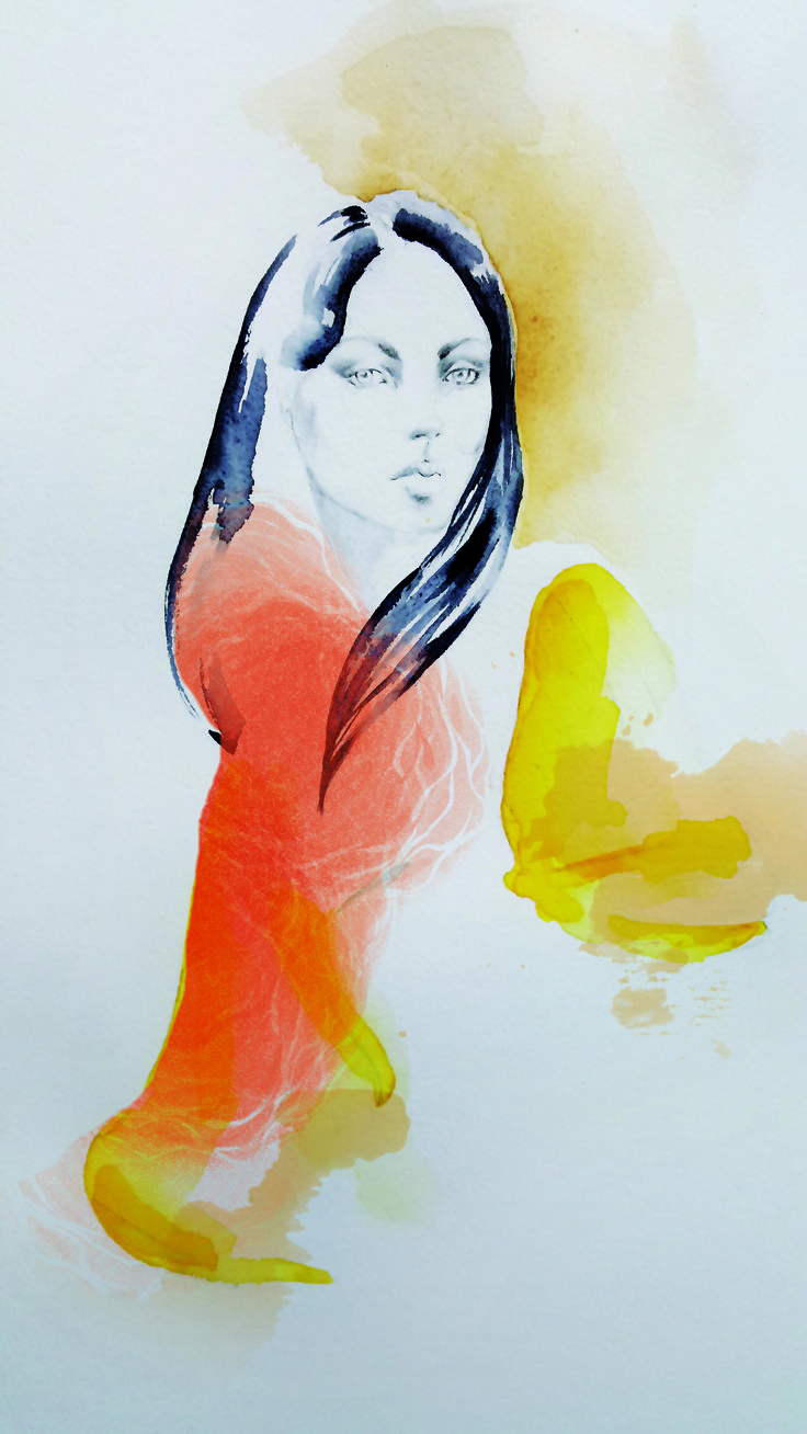 Fashion Illustration by Beatrice Busco - Follow me on Instagram