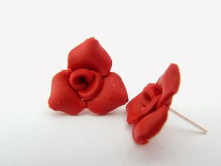 polymer clay handmade jewelry
