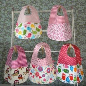 My favourite 5 baby girls bibs :): Coming Soon Baby, Homemade Baby, Baby Things, Baby Girls, Baby Bibs, Baby Kids Stuff, Baby Crafts