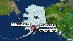 "Southern Alaska Experiences ""Strongest Earthquake in Region in Decades""; Aftershocks May Continue for Days - 7.1 mag"