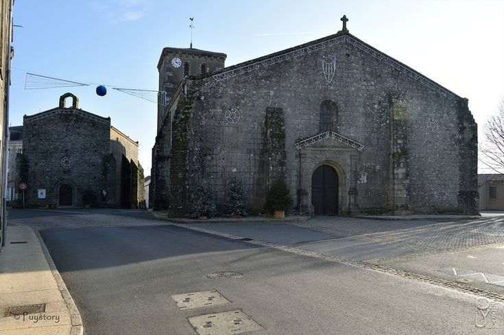 La chapelle Saint-Jean des Epesses